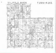 Little River T29N-R21E, Oconto County 1987